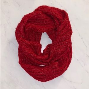 🎈Hollister Thick Red Scarf- Added to BOGO SALE